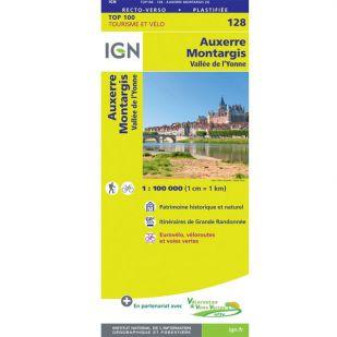 IGN 128 Auxerre/Montargis