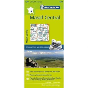 Michelin 130 Centraal Massief