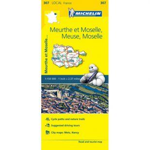 Michelin 307 Meurthe-Et-Moselle, Moselle