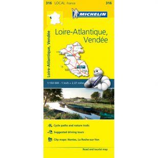 Michelin 316 Loire-Atlantique, Vendee