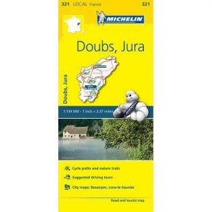 Michelin 321 Doubs, Jura