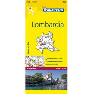 Michelin 353 Lombardia