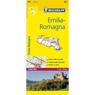 Michelin 357 Emilia Romagna