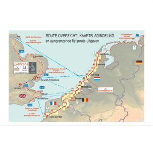 De Int. Lf1 Noordzeeroute - Den Helder-Boulogne-sur-Mer