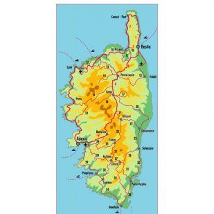 Fietsen op Corsica