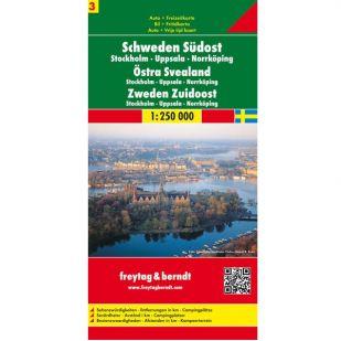F&B 3. Zweden Zuidoost incl. Stockholm