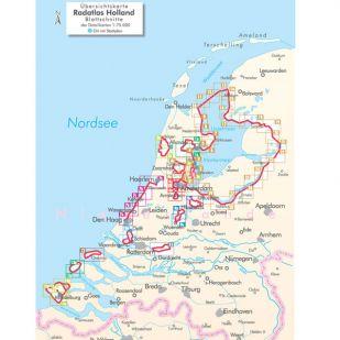 Radregion Holland Bikeline Fietsgids !