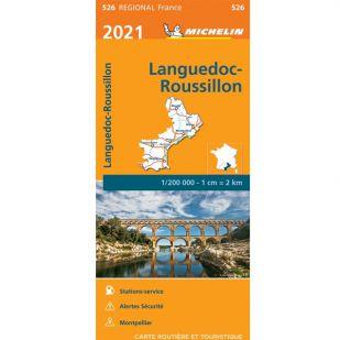 Michelin 526 Languedoc Roussillon 2021