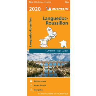 Michelin 526 Languedoc Roussillon 2020