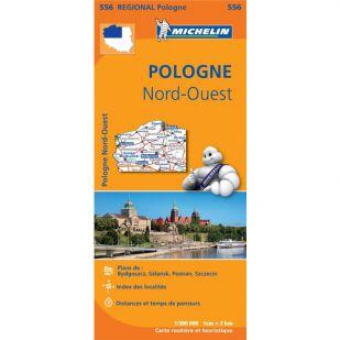 Michelin 556 Polen, Noord-West