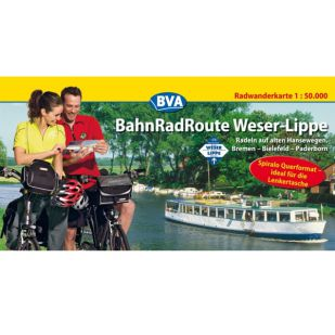 BahnRadRoute Weser-Lippe BVA