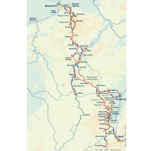 Onbegrensd Rome deel 1: Maastricht-Basel (2020)