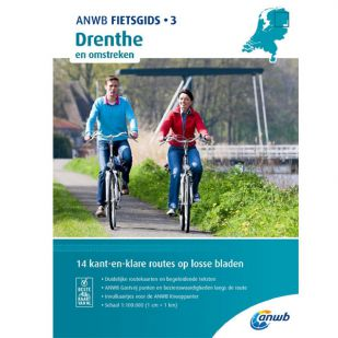 Anwb Fietsgids 3: Drenthe