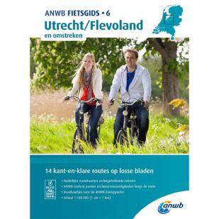 Anwb Fietsgids 6: Utrecht en Flevoland