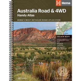 Australië Handy Atlas