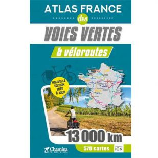 Atlas France des Voies Vertes & Veloroutes (2020)