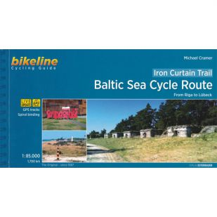 Iron Curtain Trail 2: Baltic Sea Cycle Route Bikeline Fietsgids