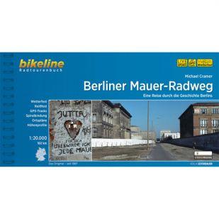 Berliner Mauer Radweg  Bikeline Fietsgids