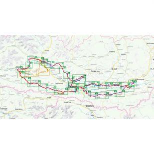 Kärnten Seen-Schleife Kompakt Fietsgids