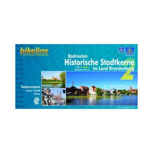 Radrouten Historische Stadtkerne Brandenburg 2 Bikeline Fietsgids