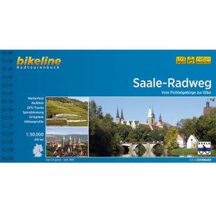 Saale Radweg Bikeline Fietsgids (2021)