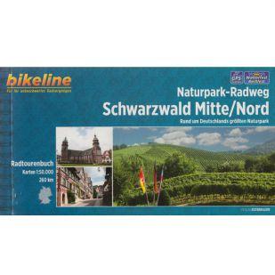 Schwarzwald Mitte / Nord Bikeline Fietsgids