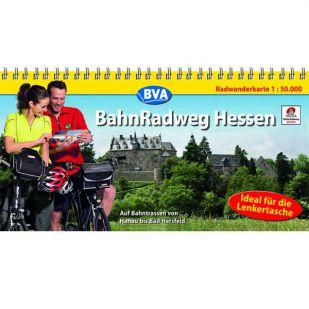 BahnRadweg Hessen BVA