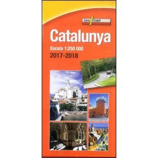 Geoestel 6. Catalunya