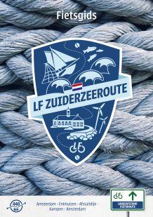Fietsgids LF Zuiderzeeroute  (2020)