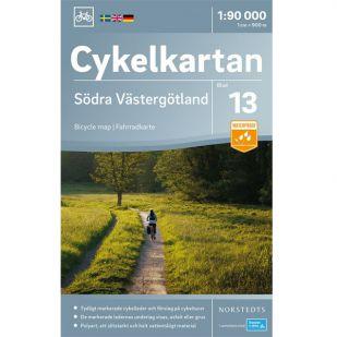 Svenska Cykelkartor 13 !