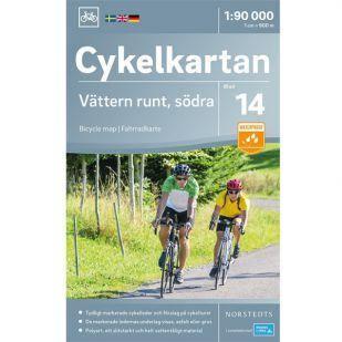 Svenska Cykelkartor 14 !