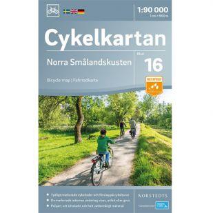 Svenska Cykelkartor 16 !