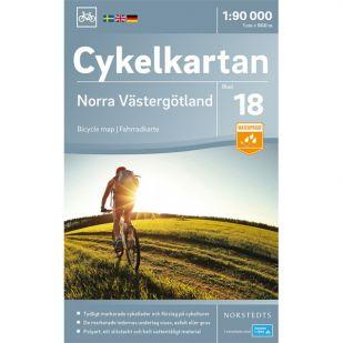 Svenska Cykelkartor 18 !