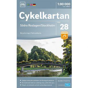 Svenska Cykelkartor 28 !