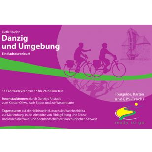 Radtourenbuch: Danzig und Umgebung