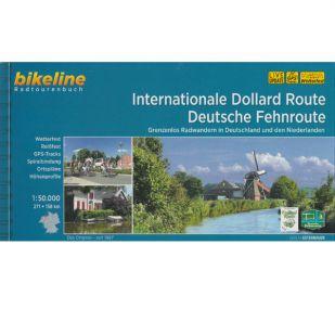 Internationale Dollard route + Deutsche Fehnroute Bikeline Fietsgids