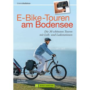 E-Bike Touren am Bodensee