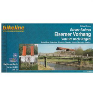 Eiserner Vorhang 4 (Hof-Szeged) Bikeline Fietsgids
