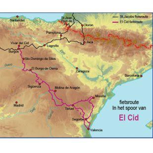 In het spoor van El Cid