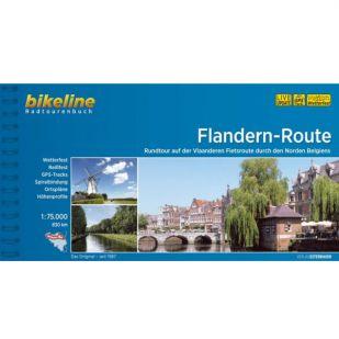 Flandern-Route Lf5 + Lf6  Bikeline