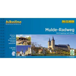 Mulde Radweg Bikeline Fietsgids
