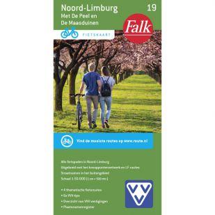 Fietskaart 19 Noord-Limburg