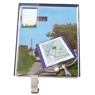 Fietskaartklem / Kaarthouder A4
