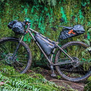 Bikepacking: Frame-Pack !