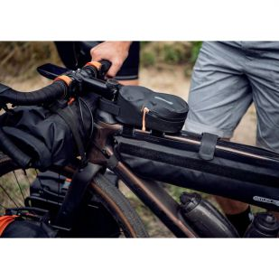 Bikepacking: Frame-Pack Toptube