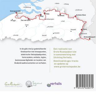 De Grensroute:  Drielandenpunt - Noordzee