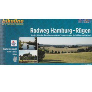 Radweg Hamburg-Rugen Bikeline Fietsgids