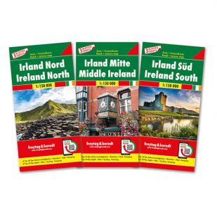 F&B Ierland (set van 3 kaarten)