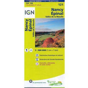 IGN 121 Nancy/Epinal