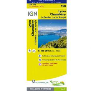 IGN 150 Lyon/Villefranche-Sur-Saone